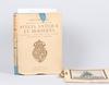 BÖcker, 2 st, klotband, svensk historia, tryckta 1924 resp 1938