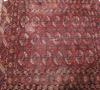 Matta. tekke. ca 130 x 110.