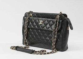 5. A Chanel handbag.