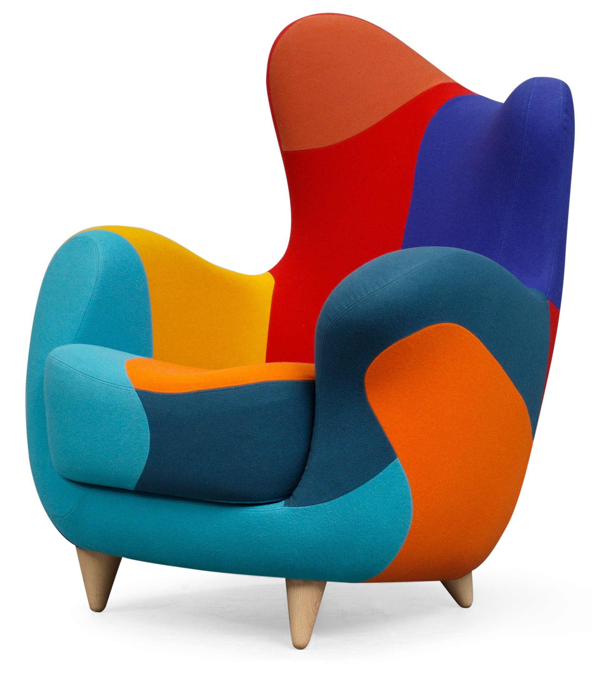 A Javier Mariscal Alessandra Lounge Chair Los Meubles