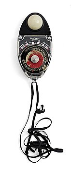 LIGHT METER, Brockway. Model M2. No 72718. USA, 1950s. Brockway Director Corporation - New York, N.Y.- Manchester...