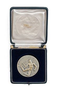 A SILVER MEDAL, The Swedish Film Academy 1970.