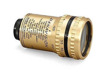 "VIEWFINDER, Panavision. Gilded. Inscriptions with filmtitles like ""Fanny and Alexa..."