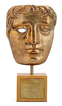 "A FILM AWARD, Craft Award 1983. ""The British Academy of Film and Television Arts for exell..."