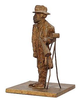 A FILM AWARD, Mauritz statyn 1956.