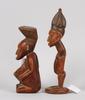 Figurer, 2 st. afrika