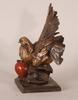 Skulptur, metall, 1900 tal