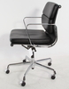 "Karmstol. ""eames soft pad chair"" charles & ray eames, vitra."
