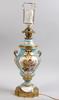 Bordsarmatur, porslin, rokokostil, 1800/1900-tal.