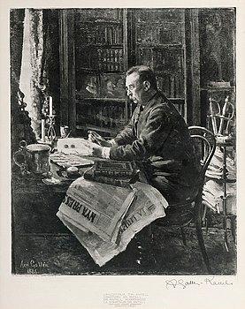 384. Akseli Gallen-Kallela, PhD ANTELL.