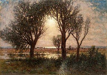 40. Per Ekström, Sunset at Öland.