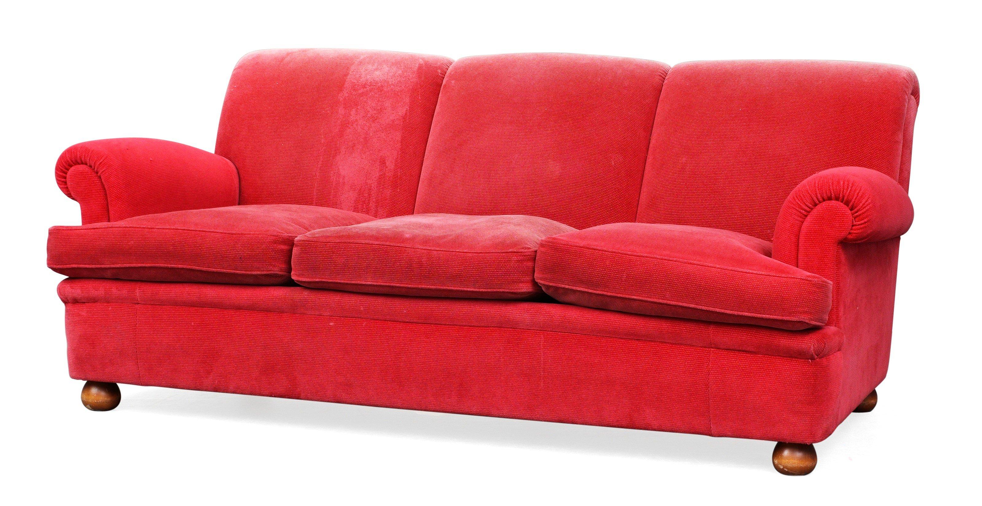 A Josef Frank Model 703 Sofa Firma Svenskt Tenn Bukowskis