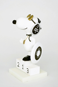 "2. ""Joe YO"", kreatör: artist Magnus Schmidt."