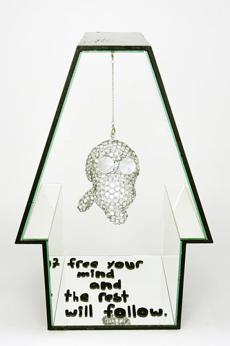 """""""free your mind and the rest will follow"""", creator: interior designer frida wanselius."""