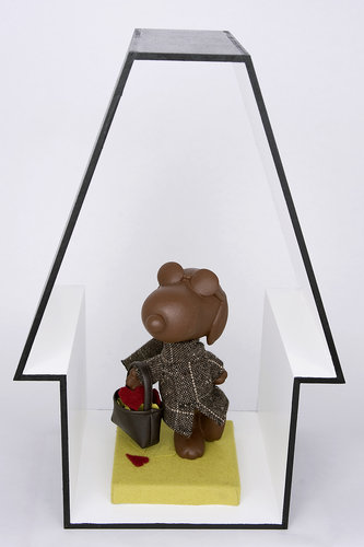 """lovely joe brown"", creator: designer annika matilda wendelboe."
