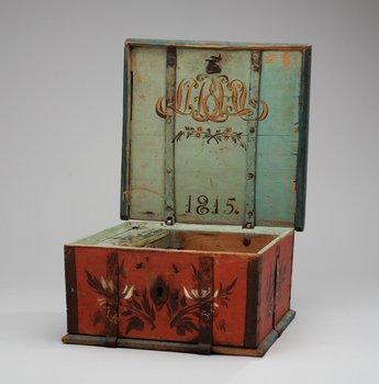 3. A Jämtland Case dated 1815.