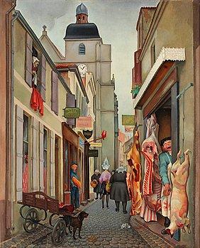 """4. LENNART BLOMQVIST, """"Gata Sables d' Olonne""""."""