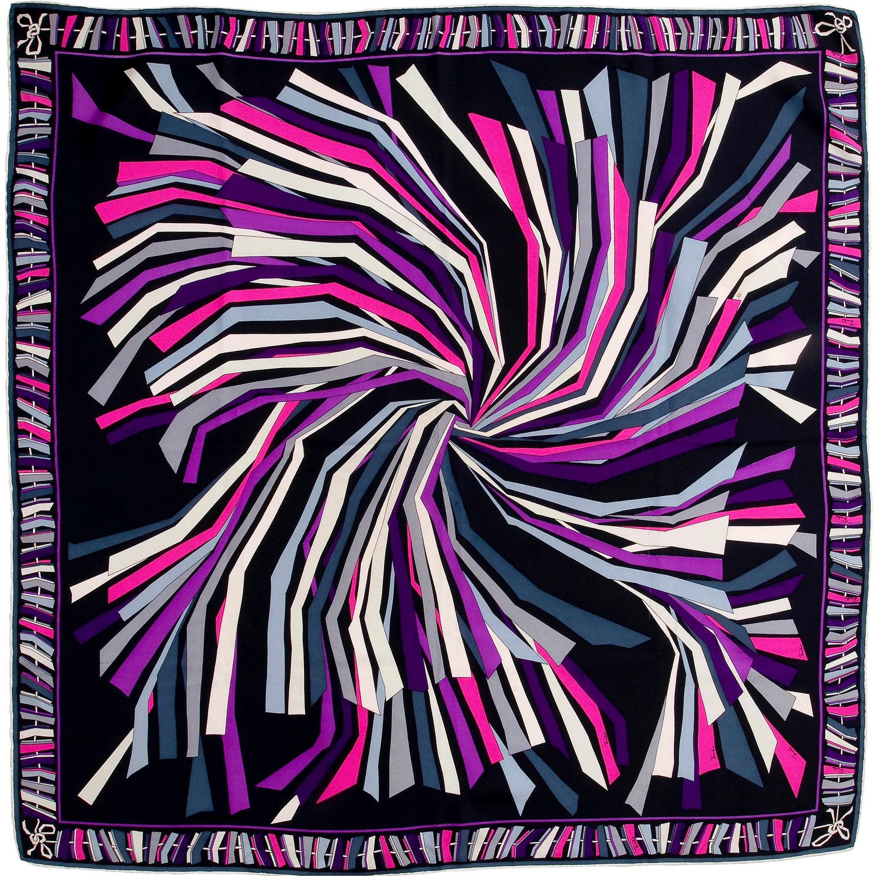 a scarf emilio pucci bukowskis