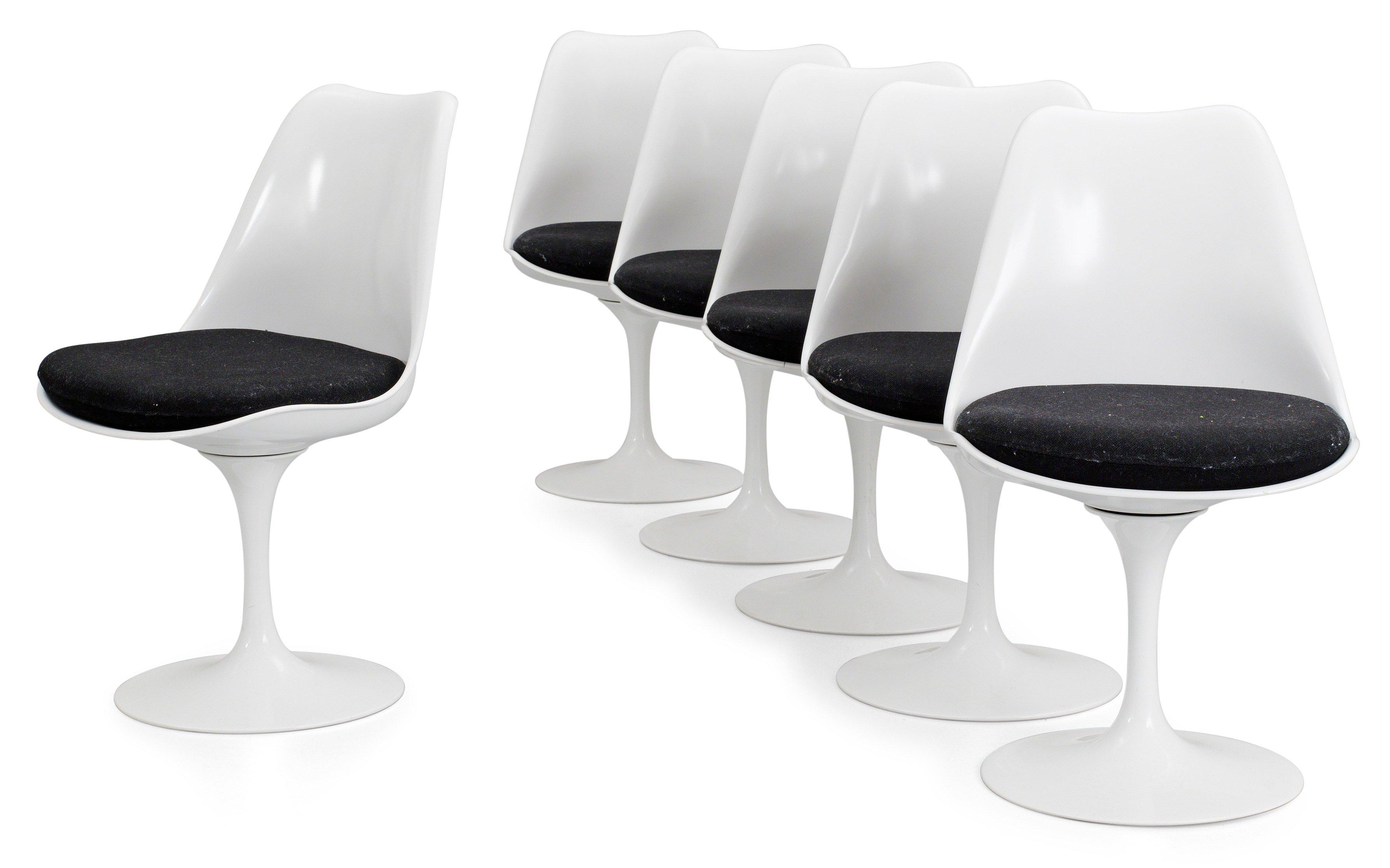 Uncategorized Eero Saarinen Tulip Chair a set of six eero saarinen tulip chairs by knoll international 4228402 bukobject