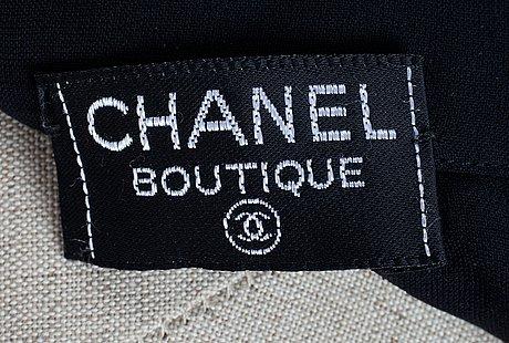 Chanel, kjol,