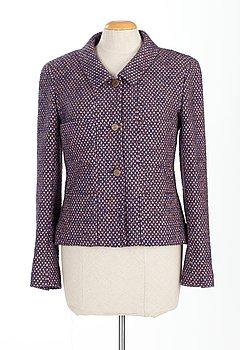 12. A Chanel jacket, autumn 1998.