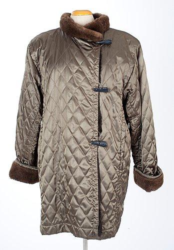 A 1990's yves saint laurent wintercoat.