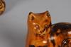 SparbÖssor, 4 st. keramik. 1900 tal