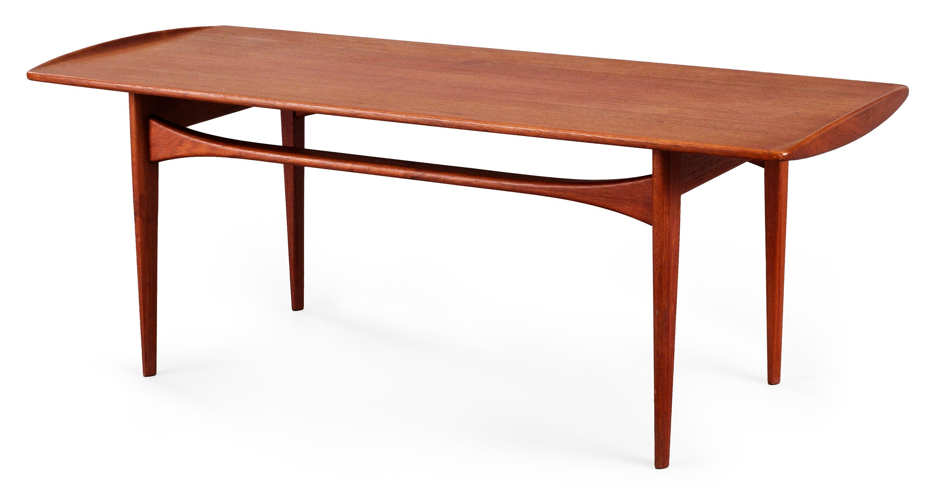 A France and Daverkosen teak sofa table, Denmark 1950´s-60´s ...