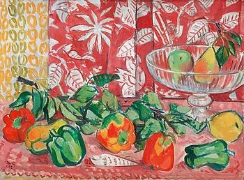 """6. ARTHUR PERCY, """"Paprikafrukter""""."""