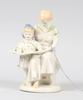 Figurin, porslin, sovjetunionen, 1900 tal