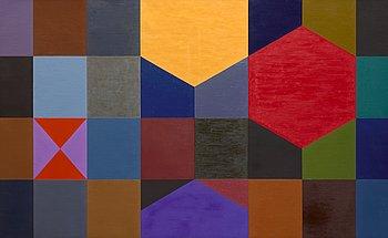 252. K G ( KARL GUSTAF) NILSON, Komposition.