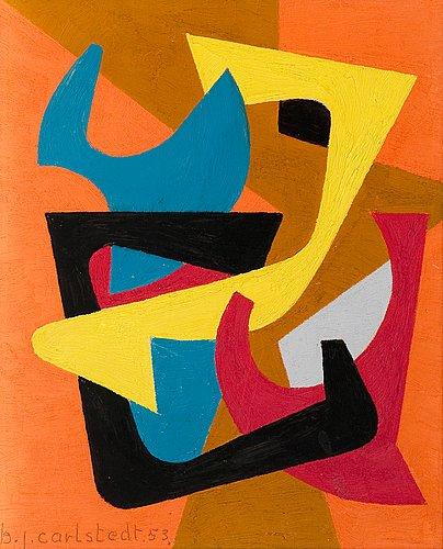Birger carlstedt, composition