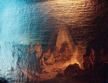 "54. Jorma Puranen, ""Travels on canvas, #1"", 2004."