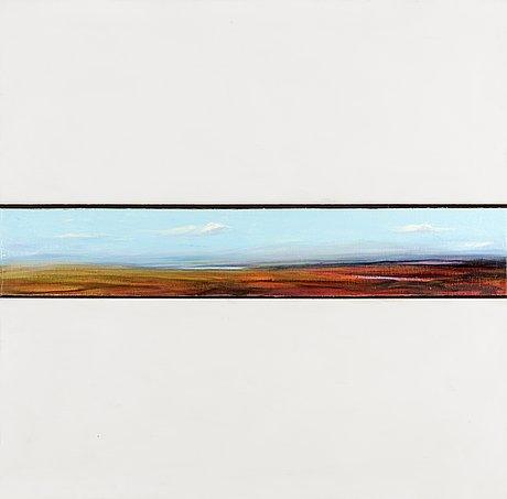 "Peter frie, ""norwegian painting #6""."