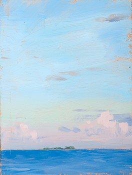 3. Ilkka Lammi, SEA VIEW AT SUMMERTIME.
