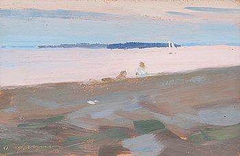 2. Ilkka Lammi, ON THE BEACH.