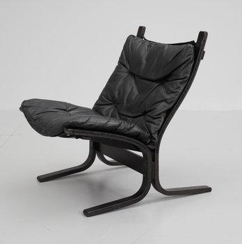 198320. FÅTÖLJ, Ingmar Rolling, Westnofa Furniture, Norge, 1970-tal.