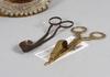 Parti diverse, 7 delar, metall, 1800/1900-tal.