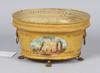 Ytterfoder, plåt, empirestil, frankrike. 1900-tal.
