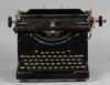 Skrivmaskin. usa. tidigt 1900-tal.