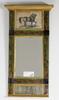 Spegel, s k glasmästarspegel, 1800-tal.