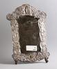 Bordsspegel, silver, rokokostil, 1800-tal, sydeuropa.