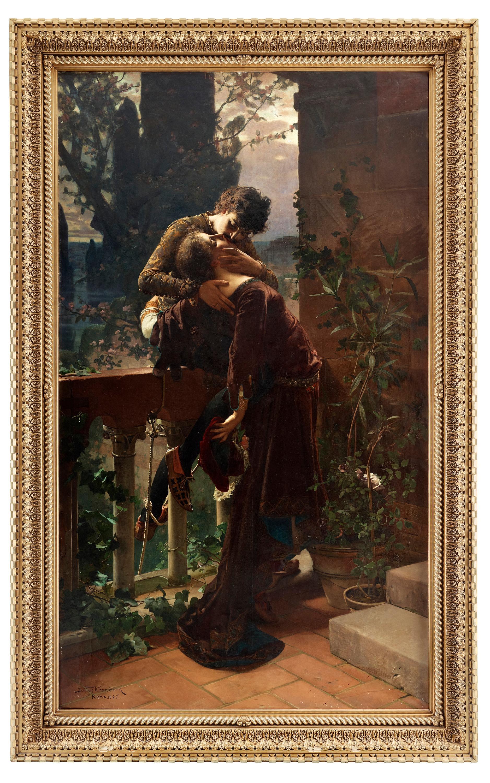 Verona Poster Glass print Romeo and Juliet balcony Canvas print