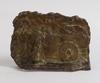 Eldh, carl, skulptur, brons. signerad c.j. eldh.