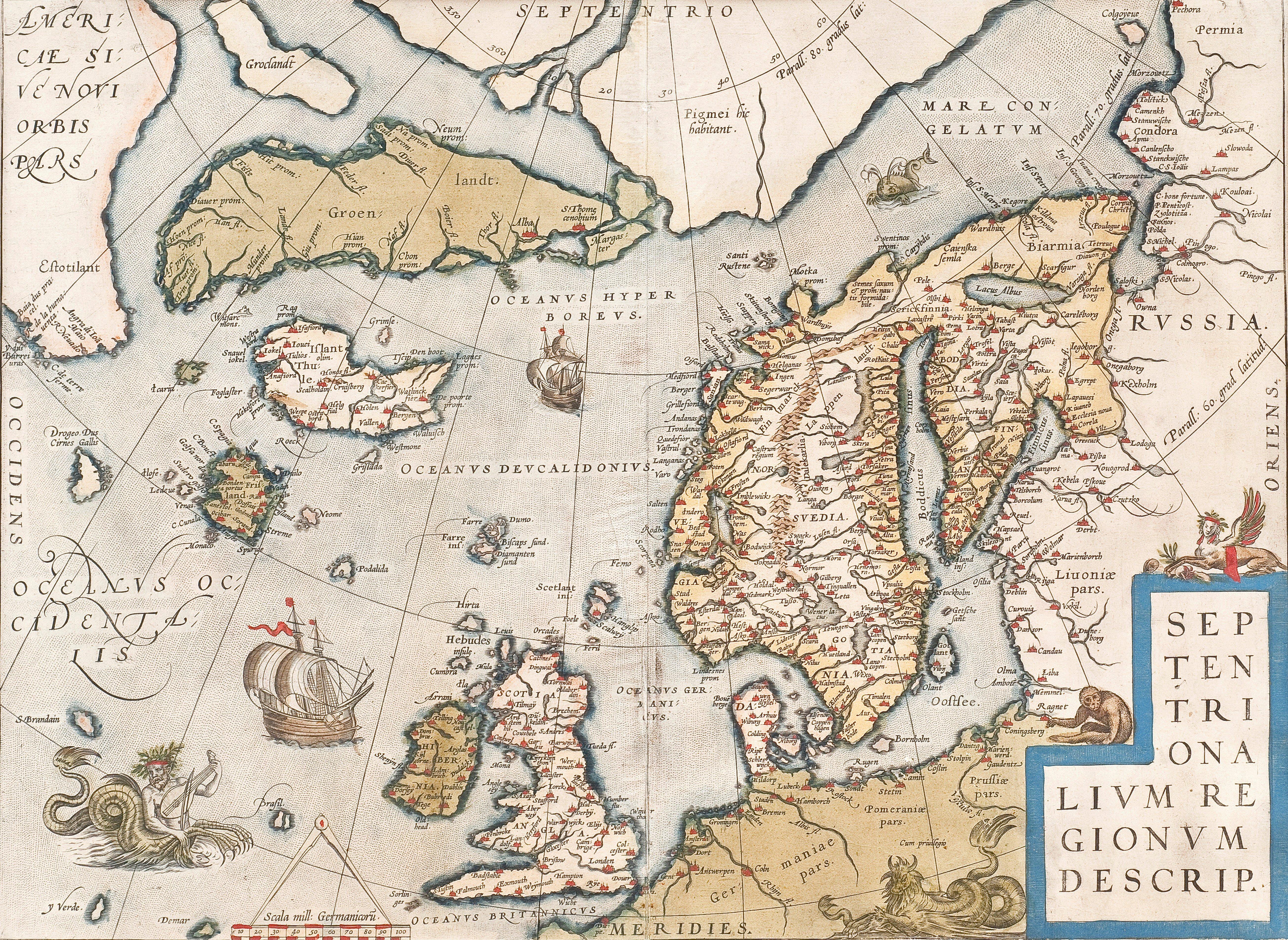 Skandinavian Kartta Bukowskis