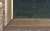 Kallenberg, anders. olja på pannå, sign