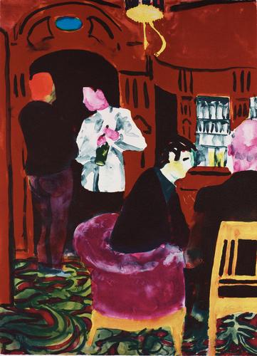 Peter dahl, the opera bar.