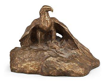 228. Bruno Liljefors, Sea eagle.