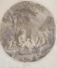 Martin, elias. gravyrer, 4 st.