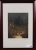 Parti litografiska tryck, 6 st, bla carl johan billmark, 1800-tal.